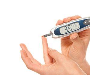 Как заживает рана при диабете
